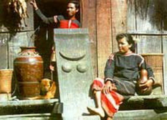 Традиционная одежда народности Эде - ảnh 3