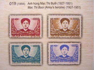 Рынок марок в Ханое - ảnh 1