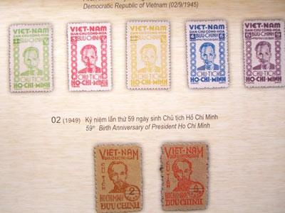 Рынок марок в Ханое - ảnh 2