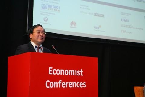 В Ханое прошла 3-я Вьетнамская внешнеэкономическая конференция - ảnh 1