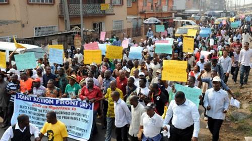 Двойной кризис в Нигерии - ảnh 1
