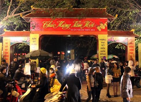 Новогодняя мечта вьетнамцев - ảnh 1