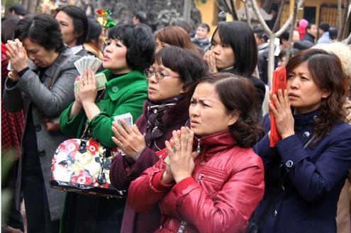 Новогодняя мечта вьетнамцев - ảnh 2