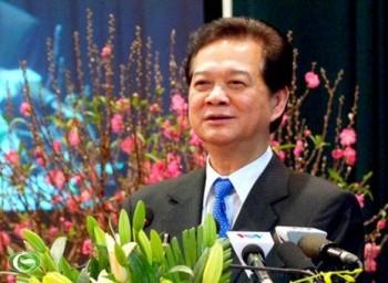 Премьер-министр  СРВ Нгуен Тан Зунг посетил 207-ой батальон - ảnh 1
