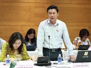 В Ханое продолжается 3-я сессия Национального собрания СРВ 13-го созыва - ảnh 1