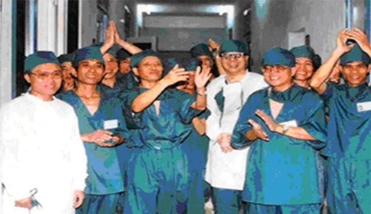 Операция по трансплантации человеческих органов – важное достижение... - ảnh 1