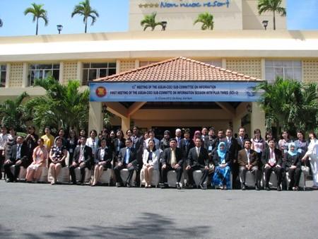 Открылась 13-я Конференция Подкомиссии АСЕАН по вопросам информации - ảnh 1