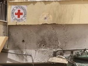 Представительство Международного комитета Красного Креста в Ливии подверглось... - ảnh 1