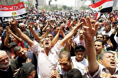 Египет снова стоит перед угрозой политической нестабильности - ảnh 1