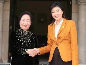 Вьетнам придает важное значение расширению сотрудничества с Таиландом - ảnh 1