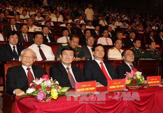 100-летие со дня рождения покойного генсека ЦК КПВ Нгуен Ван Кы - ảnh 1