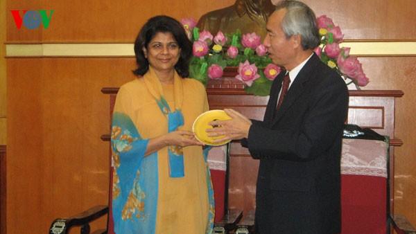 Расширение сотрудничества с организациями ООН во Вьетнаме - ảnh 1