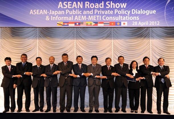 АСЕАН и Япония заканчивают разработку стратегической программы экономического... - ảnh 1