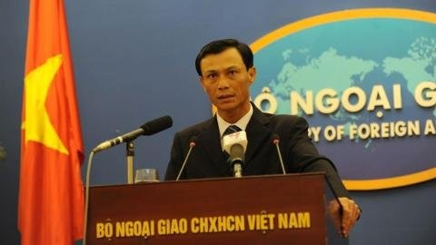 Вьетнам призывает заинтересованные стороны соблюдать международное право... - ảnh 1