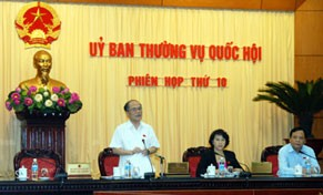 Открылось 10-е заседание Постоянного комитета вьетнамского парламента - ảnh 1