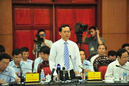 Завершилось 10-е заседание Постоянного комитета Вьетнамского парламента - ảnh 1