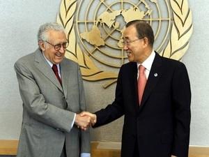 ООН обязалась приложить все усилия для урегулирования сирийского кризиса - ảnh 1