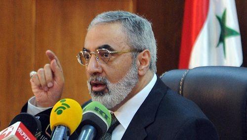 Cирийское правительство не будет проводить переговоры с «терорристами» - ảnh 1