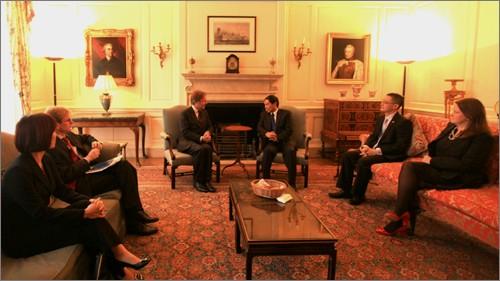 В Лондоне прошел 3-й вьетнамо-британский стратегический диалог - ảnh 1
