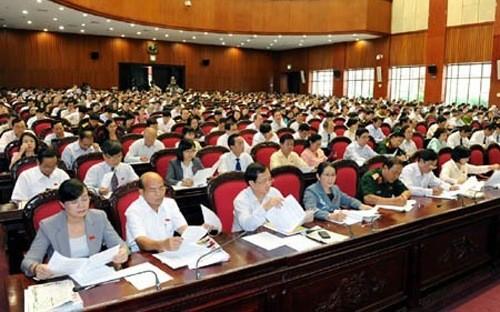 Проект исправленной Конституции СРВ получил поддержку избирателей страны - ảnh 1