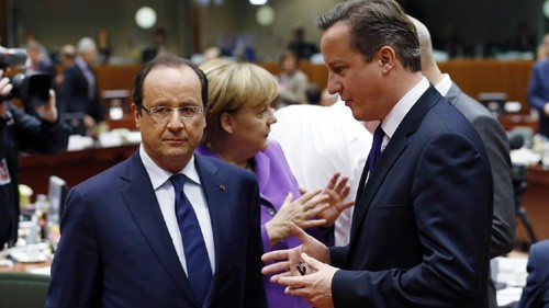 Саммит Европейского Союза начался с «горячих» тем - ảnh 1