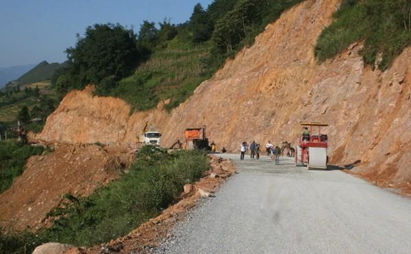 Строительство новой деревни в общине Шинченг провинции Лаокай - ảnh 4