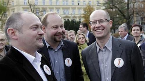 На парламентских выборах в Чехии победили социал-демократы - ảnh 1