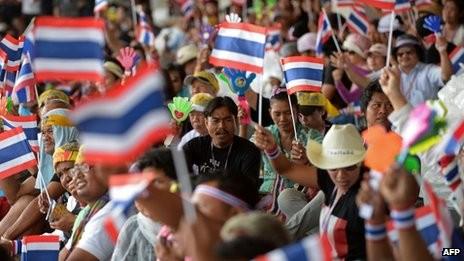 Таиландская оппозиция требует отставки премьер-министра страны - ảnh 1