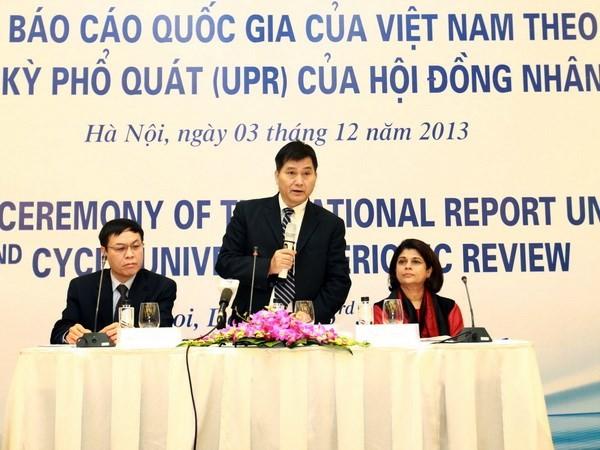 ООН выражает поддержку усилиям Вьетнама в защите и развитии прав человека - ảnh 1