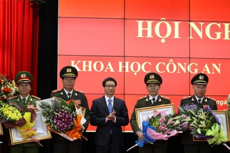 МОБ Вьетнама активно применяет новейшие достижения науки и технологий - ảnh 1