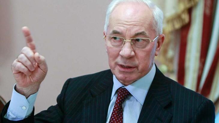 Премьер-министр Украины готов вести переговоры с демонстрантами - ảnh 1