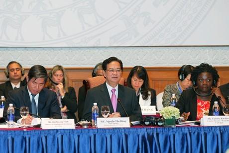 Вьетнам желает и в дальнейшем получать поддержку со стороны партнёров - ảnh 1