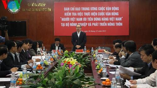 Активизация рекламирования сельскохозяйственной и рыбной продукции Вьетнама - ảnh 1