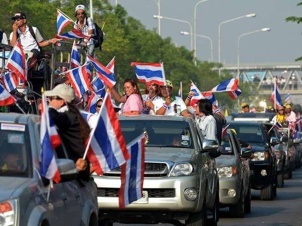 Всеобщие выборы в Таиланде пройдут 2 февраля 2014 г. - ảnh 1
