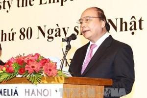 Во Вьетнаме отмечают День рождения императора Японии - ảnh 1