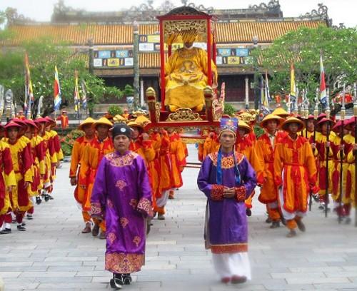 12 апреля 2014 года откроется 8-й фестиваль Хюэ - ảnh 1