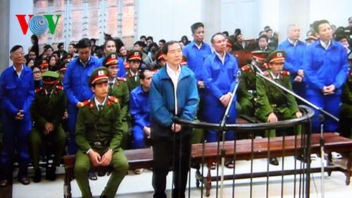 Предложен смертный приговор в отношении Зыонг Чи Зунга и Май Ван Фука - ảnh 1
