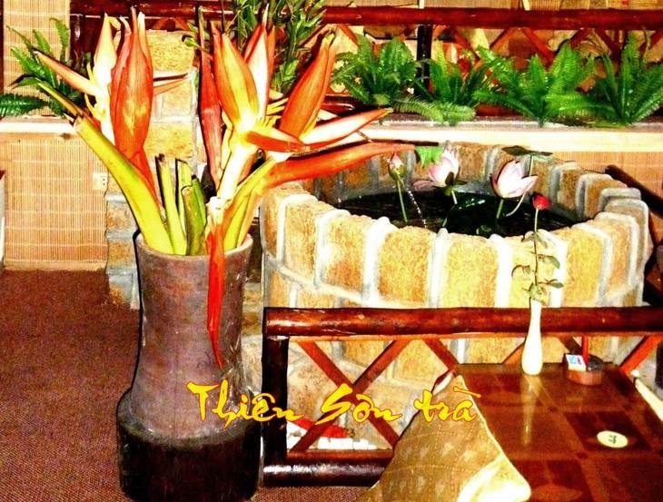 Наслаждение чаем в лавке «Тхиен Шон» - ảnh 2