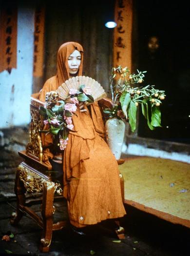 Первые цветные фотографии Ханоя 100 лет назад - ảnh 5