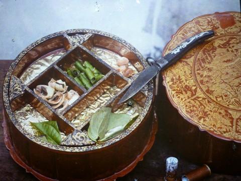 Первые цветные фотографии Ханоя 100 лет назад - ảnh 8