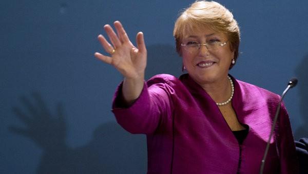 Мишель Бачелет вернулась к власти в Чили - ảnh 1