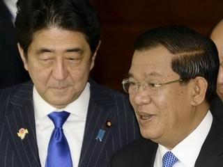 Япония и Камбоджа договорились поднять отношения на уровень стратегического партнёрства - ảnh 1