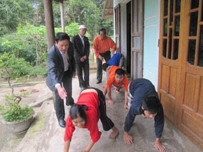 Около 650 млн донгов выделены для оказания помощи вьетнамским жертвам диоксина - ảnh 1