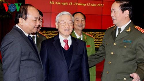 Генсек ЦК КПВ: необходимо сохранить национальной безопасности во всех ситуациях - ảnh 2