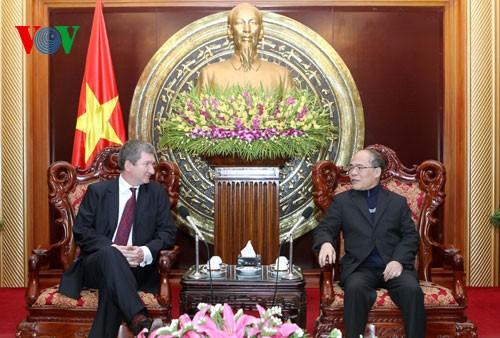 Вьетнам и Польша обменялись опытом законодательной деятельности - ảnh 1