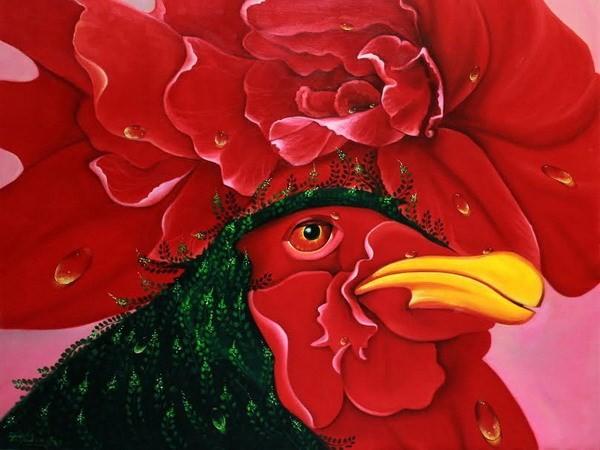 В Австралии открылась выставка картин молодого вьетнамского художника на экологическую тему - ảnh 1
