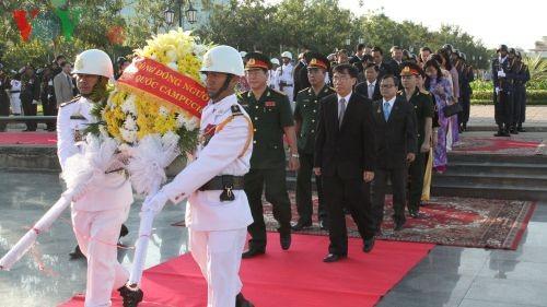 В Камбодже отметили 69-ю годовщину образования ВНА - ảnh 1