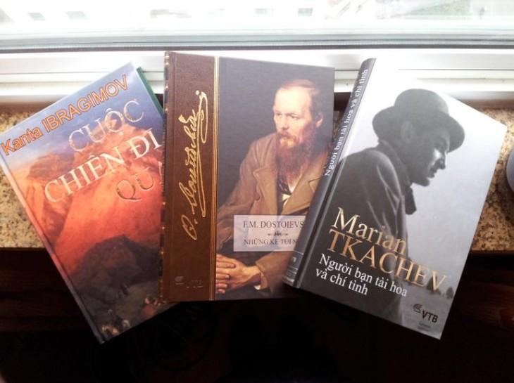 Вьетнамские переводчики и пламенная любовь к русскому языку и русской литературе - ảnh 2
