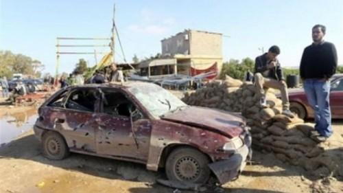 Ливия: в результате взрыва автомобиля погибли и получили ранения многие люди - ảnh 1