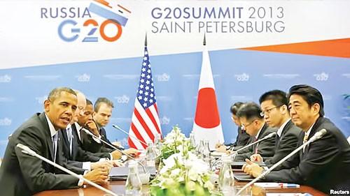 Россия объединяет ведущие мировые экономики в борьбе с уклонением от уплаты налогов - ảnh 1